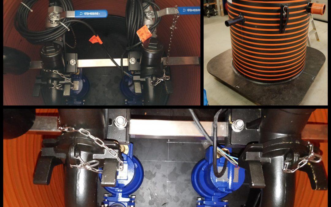 Ny serie med pumpstationer!